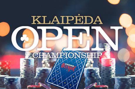 Atviras Klaipėdos miesto klubinio pokerio čempionatas