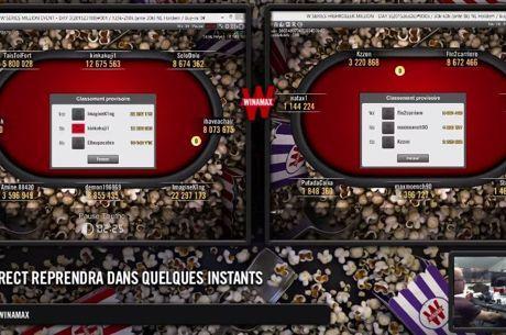 Winamax Series : Le replay du Final Day du Million Event et du High Roller