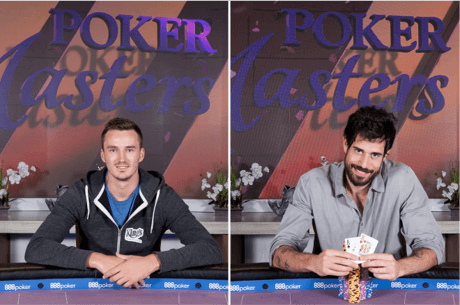 PokerMasters: Nick Schulman si Steffen Sontheimer castiga primele doua high-rollere de 50.000$