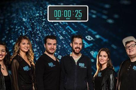 На фестивале 888Live в Лондоне введут Action Clock