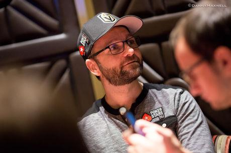 Daniel Negreanu Drawing Thin in Poker Masters Purple Jacket Bets