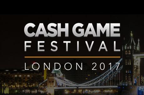 Il Cash Game Festival Ritorna a Londra il 20 Settembre