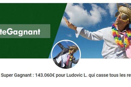 Unibet : Il transforme 1€ en plus de 143.000€