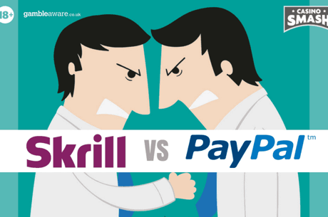 Skrill vs. Paypal: Fees and Services Compared