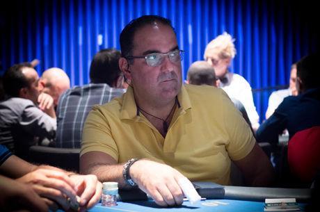 David Santos Lidera Dia 2 da Etapa #7 da Solverde Poker Season