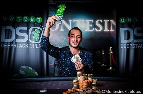 Manuel Blaschke gewinnt das Deepstack Open im Montesino