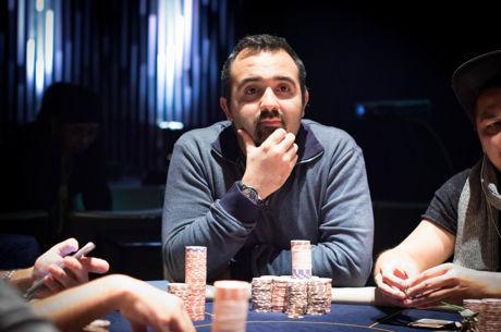 Filipe Mosqueira Lidera Dia 3 do Main Event Etapa #7 Solverde Poker Season