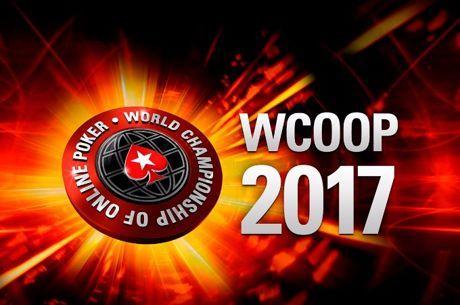 WCOOP 2017: 4 Lusos em Jogo no Main Event High
