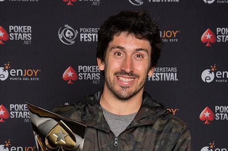 """Francisco García """"paulwiter"""" logra la victoria en el 3.300 $ High Roller del..."""