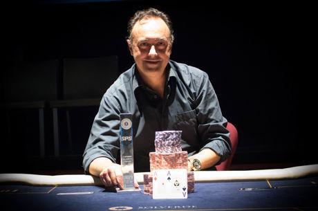 Carlos Castro vence Etapa #7 da Solverde Poker Season