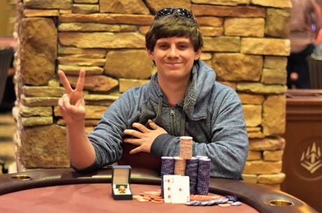 Nick Pupillo Wins WSOP Circuit Thunder Valley