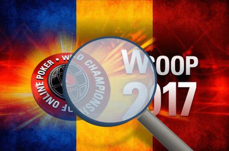 Bilantul romanesc la WCOOP 2017: 24 finale, 5 titluri, peste 1.000.000$ in premii