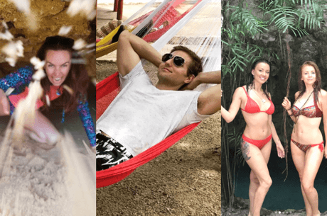 Off The Felt: Vacations from Poker, Babies and Big Announcements