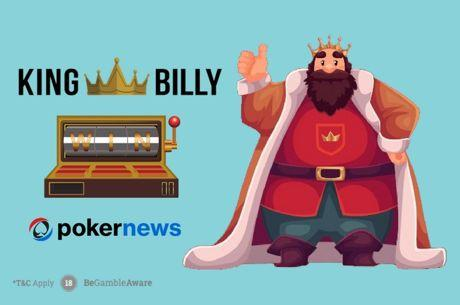 Get Plenty of Free Spins a Free Cash at King Billy!