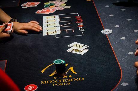 Volles Haus beim partypoker Grand Prix im Montesino