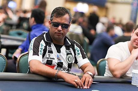 Rogério Siqueira Puxa Fila no dia 3 do WSOP Circuit Brasil