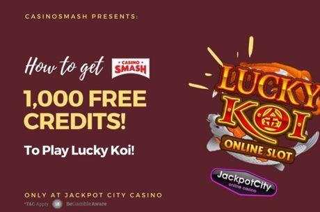 Jackpot City Free Spins: How to Get 1,000 Free Credits