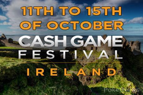 Cash Game Festival reist nach Dublin und Tallinn