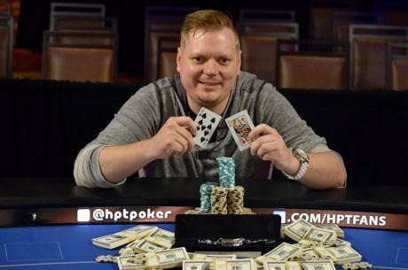 Matt Paten Wins HPT St. Charles to Deny Craig Casino Third Title