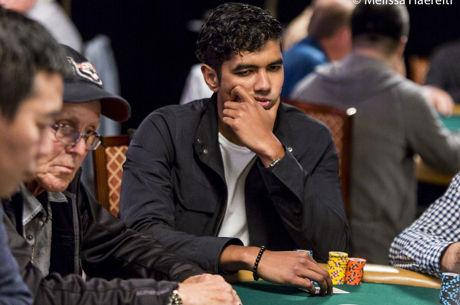 Hand Review: Pratyush Buddiga Calls it Off With Aces in the $300K SHRB