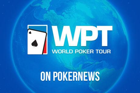 One Canadian Cash at WPT Maryland