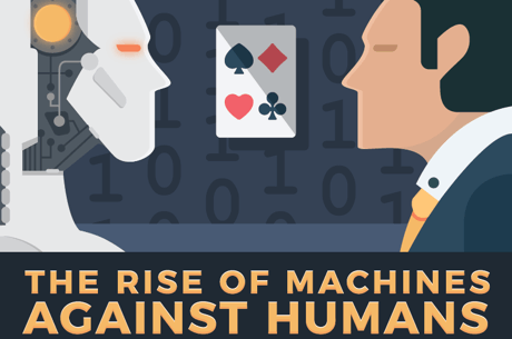 Artificial Intelligence in Poker Infographic: History and Implications
