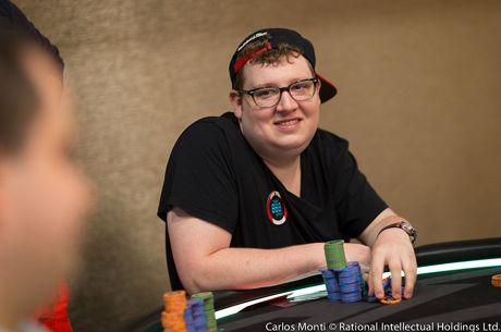 Parker Talbot Bests Phil Hellmuth to Advance in King of the Hill 2