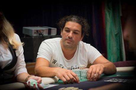Ricardo Barreira Lidera Rumo ao Dia 3 da Etapa #8 da Solverde Poker Season