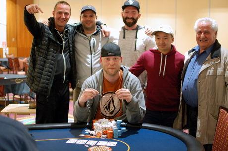 Trevor Norlander Is The 2017 SIGA Poker Champion