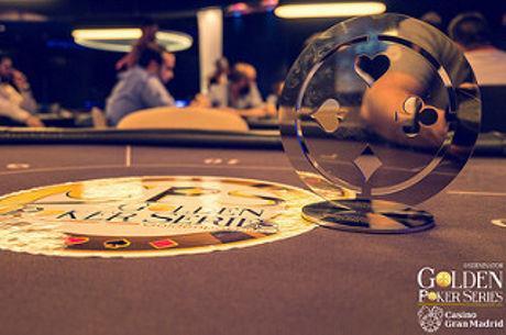 Llega la Gran Final de las Golden Poker Series con 500.000€ garantizados