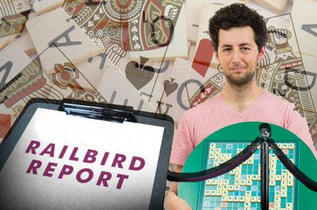 Railbird Report: High Stakes' David Eldar Becomes Scrabble World Champ
