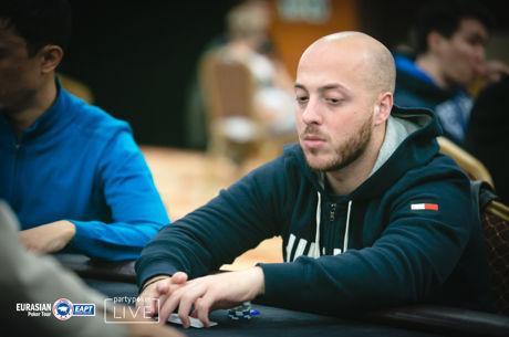 Στην 4η θέση του Eurasian Poker Tour Kazhakstan ο Βαγγέλης...