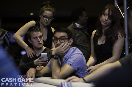 Dos españoles se cuelan en la úlima jornada del 888live Poker Festival Londres