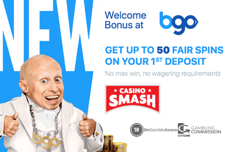 The New BGO Welcome Bonus is Out: Discover The 'Fair' Spins!