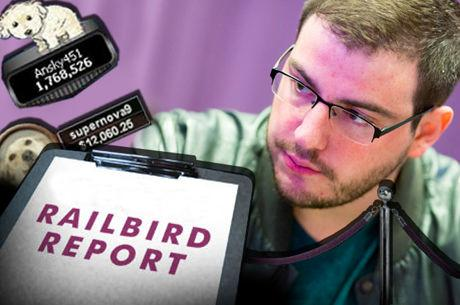 "Railbird Report: Dani ""Ansky"" Stern Quits Poker"
