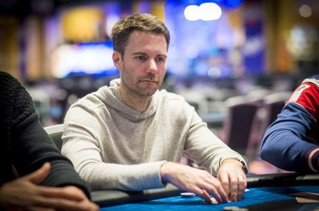 WSOP Europe - Titelverdediger Ryan Hefter start uitstekend in €1.100 Monster Stack