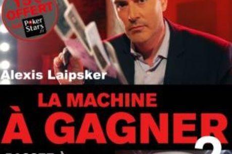 Alexis Laipsker revient avec La Machine à Gagner 2