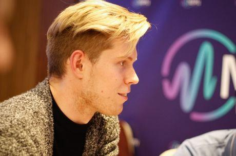 Antti Halme Leads Last Two Tables in MPNPT Tallinn Main Event