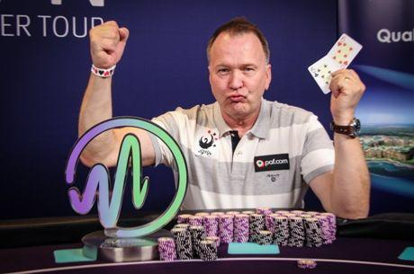 Keimo Suominen Wins MPNPT Tallinn 2017 Main Event for €45,200