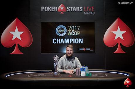 Dietrich Fast Wins ACOP Super High Roller for $2.1 Million