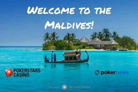 Only This Week: Win Your Way to The Maldives!