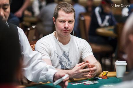 Jonathan Little Makes a Big River Bluff-Raise in a $5,000 WSOP Event