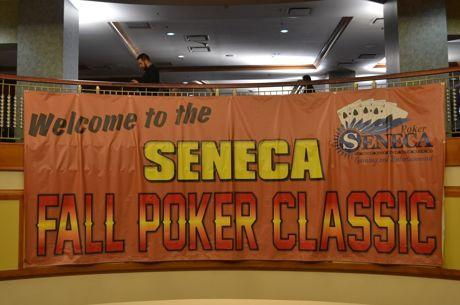 2017 Seneca Fall Poker Classic Begins Nov. 3 in Niagara Falls