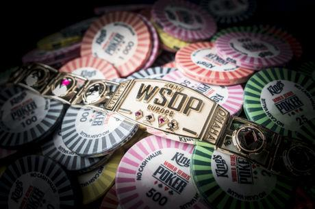 WSOP Europe High Roller €10 miliona GTD Počinje 3. Nov.