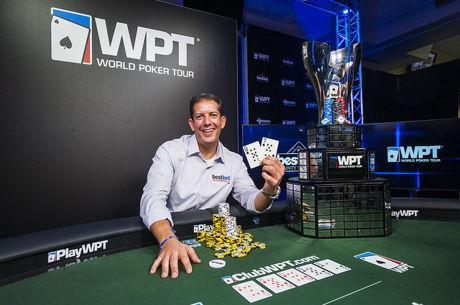 Paul Petraglia Defeats Sam Panzica, Darren Elias for First WPT Title