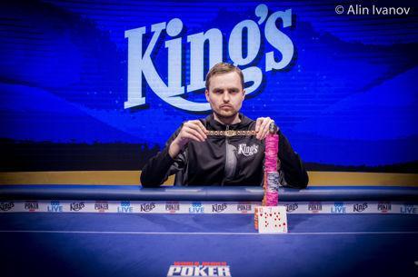 World Series of Poker Europe: Martin Kabrhel holt Event #3