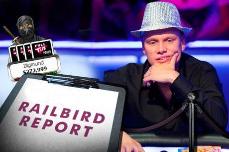 "Railbird Report: Ilari ""Ziigmund"" Sahamies is Back"