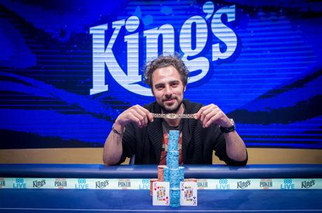 WSOPE: Theodore McQuilkin vence Evento #4: €1,650 No-Limit Hold'em 6-Handed