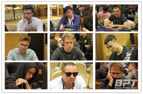 64 Remain Battling for HK$1,274,900 Top Prize at Boyaa Macau Final