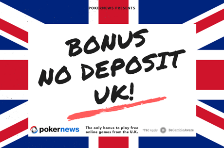 £10 No Deposit Casino Bonus for UK Players